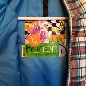 Burton Jackets & Coats - Burton Dry Ride hooded Ski/Snowboard jacket